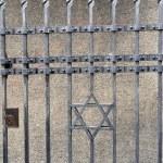 Gate to Jewish Museum Prague — Stock Photo #46347639