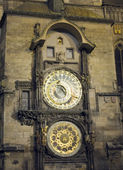 Town Hall Tower and Astronomical Clock — Stock fotografie