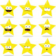 Royalty-Free Stock Vector Image: Funny Star