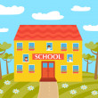 School - Imagen vectorial