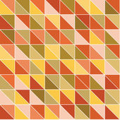 Pattern with triangles — Stockvector