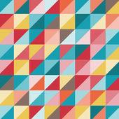 Brilhante padrão geométrico — Vetorial Stock