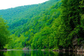 Mountain River — Stok fotoğraf