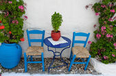 Colors of Greece — Stock Photo