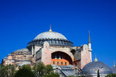 Hagia Sophia of Istanbul — Stock Photo