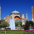 Hagia Sophia in Spring — Stock Photo #13798669