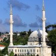 Stock Photo: White Mosque of Bosporus