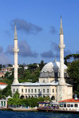 Mesquita branca do bósforo — Foto Stock