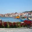 Puerto de Samos, Grecia — Foto de Stock