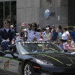 ������, ������: Danica Patrick Greets at Indy 500 Festival Parade