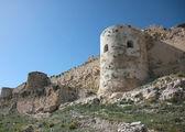 Ruins of Silifke Castle — Stock Photo