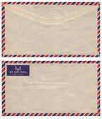 Vintage envelopes — Stock Photo