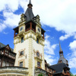 Stock Photo: Peles Castle