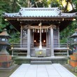 Stock Photo: Shinto shrine