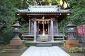 Shinto shrine — Stock Photo