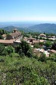 Albiol town in Catalonia — Stock Photo
