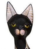 Ozdobny kot — Zdjęcie stockowe