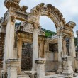 Temple of Hadrian, Ephesus — Stock Photo