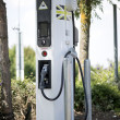 Electric car charger — Stock Photo #13106261