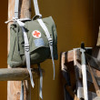 Army first aid - Stock fotografie