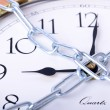 Chained time - Stock Photo