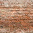 Постер, плакат: Very old brick wall