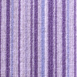 Stock Photo: Purple stripey carpet