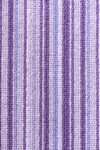 Purple stripey carpet — Stock Photo