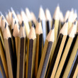 Bunch of pencils — Stock Photo