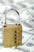 Zugang geld — Stockfoto