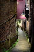 Old path steps — Stock Photo