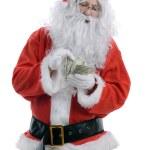 Постер, плакат: Santa counting