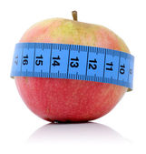 Apple saludable — Foto de Stock