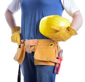 Work man — Stock Photo