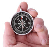 Compass direction — Stock Photo