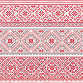 Slavic pattern — Stock Vector