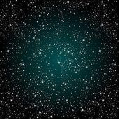 Céu de estrela — Vetor de Stock