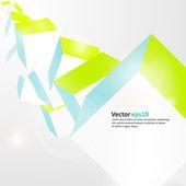 Geometrical background — Stock Vector