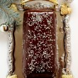 Christmas log — Stockfoto #13662013