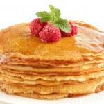 Pancakes. — Stock Photo