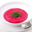 Beetroot soup-puree. — Stock Photo #17124897