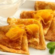 "Pancakes ""Crepe suzette"". — Stock Photo #19262869"