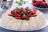 """Torta pavlova"""". — Foto de Stock"""