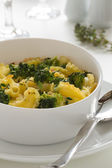 Casserole with pasta — Stock Photo