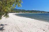 Località di villeggiatura a halkidiki in grecia — Foto Stock