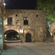 Stock Photo: Medieval city of Rhodes island at Greece