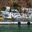 Loutro bay at South Crete island in Greece — Stock Photo