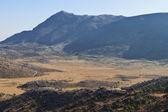 Psiloritis berg på ön kreta i grekland — Stockfoto