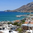 Stock Photo: Tsoutsouros bay at Crete island in Greece