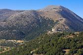 Altopiano di askyfou presso l'isola di creta in grecia — Foto Stock
